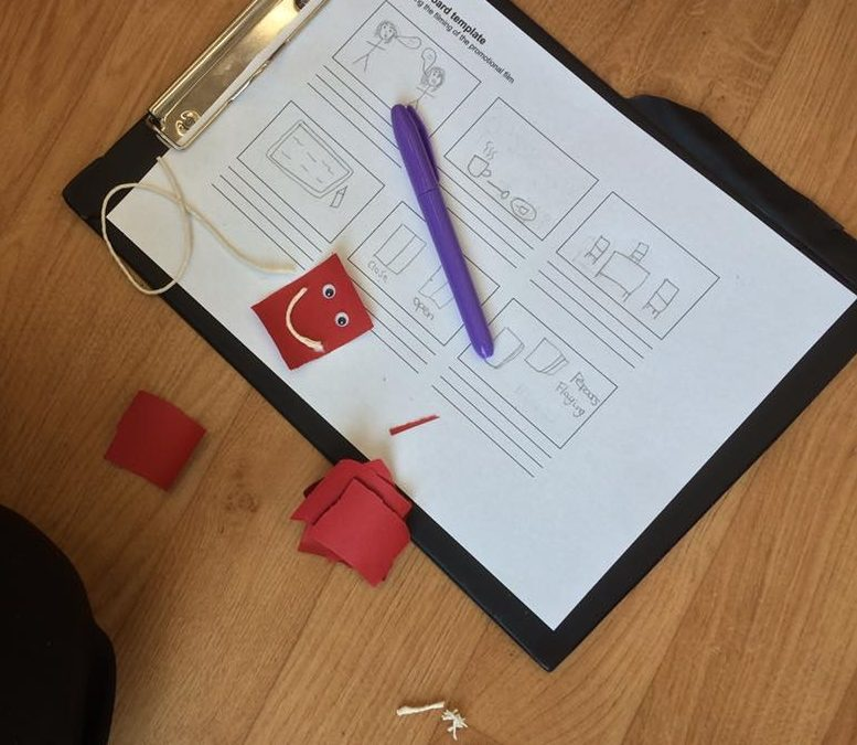 Waterhead Academy Careers Pathways blog post  by Fay Beesley.